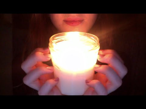 ~ ASMR ~ Whispering, light triggers, and hand movements ~