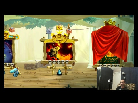 Live Let's Play: Rayman Legends Again
