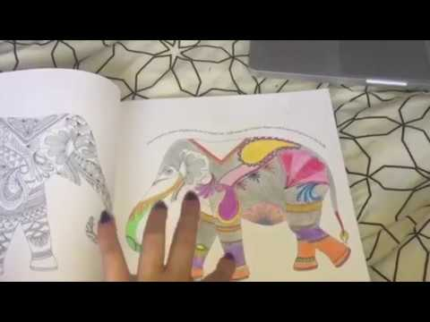 ASMR|| Relaxing colouring in| Whispering
