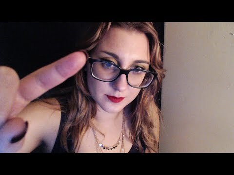 UnOrdinary Makeup Role Play #2 - No Props ASMR (which is better #1 or #2 video?)