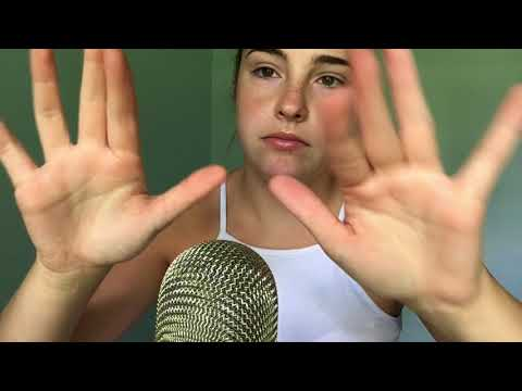 |ASMR| Sounds Purely Made From Hands | Finger Fluttering | Snapping|