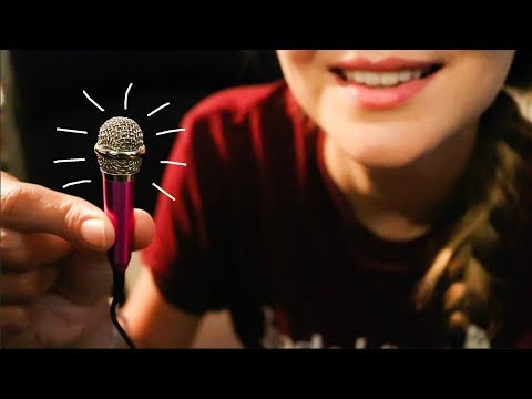 ASMR with a Mini Microphone