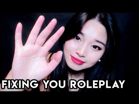 [ASMR] Fixing You Roleplay (Personal Attention)