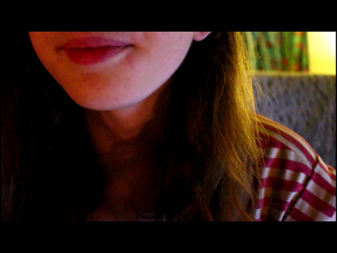 ~ ASMR ~ Humming and Face Touching