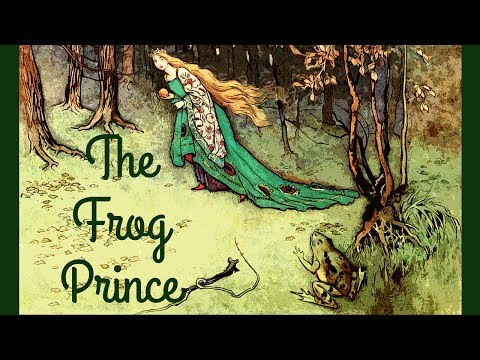 🌟 ASMR 🌟 The Frog Prince 🌟 Grimm's Fairy Tales 🌟