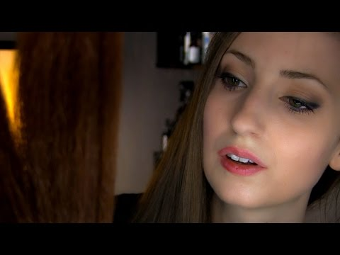 - Hair Updo And Make Up ASMR Role Play -