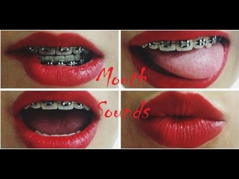 ASMR Mouth Sounds ♥