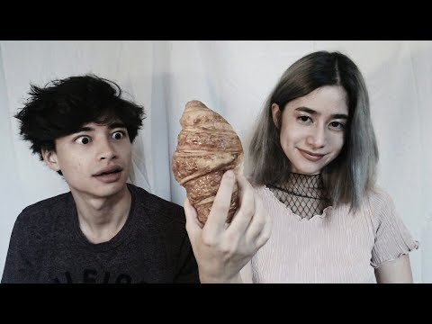 [ASMR] Learn about French pastries 🥐 with my brother (Historical Mukbang) ~