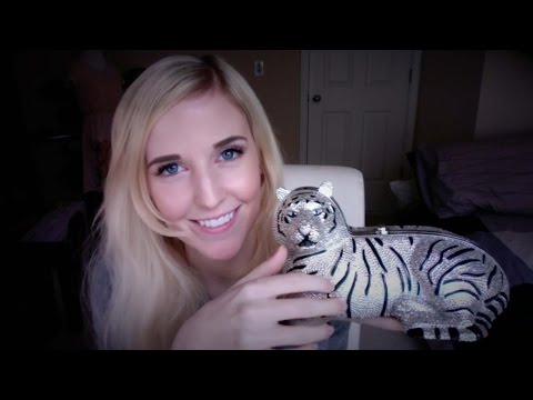 What's UpDate?! ASMR Binaural Update Ramble Starring Mantecore, The Sparkle Tiger