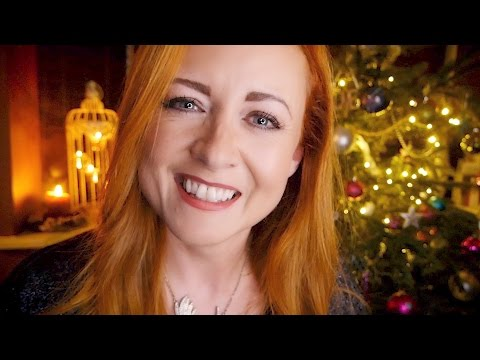 ASMR Role Play | Top 10 Triggers #5 | A Christmas Pampering