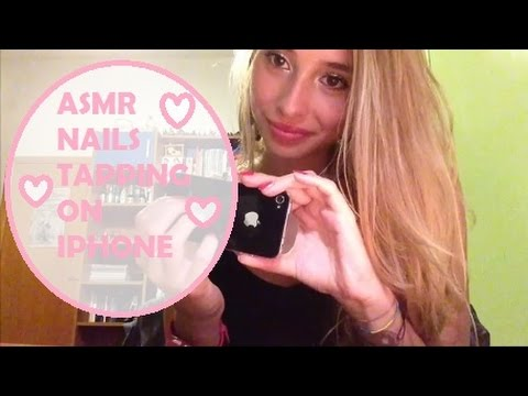 ASMR Fast Tapping On Iphone ^_^