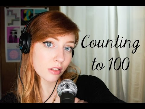 ASMR Counting to/from 100 | Whisper