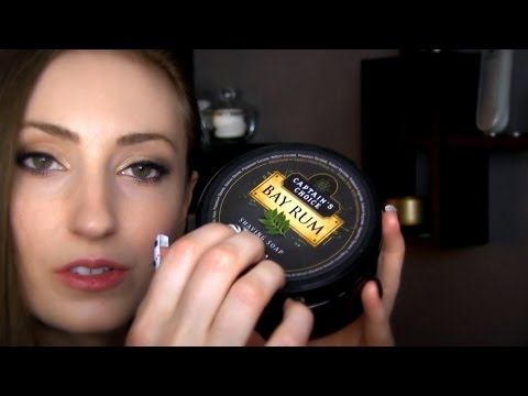 - ASMR Wet Shave Role Play -