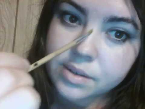 ASMR FACE TRACING AND BRUSHING - EARBUD caution
