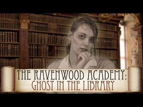 [ASMR] The Ravenwood Academy: Ghost in the Library (part two)