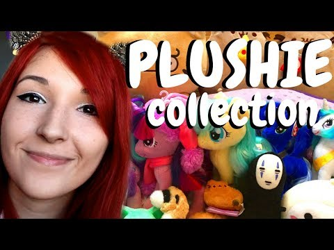 ASMR - PILE O' PLUSHIES! ~ Kawaii Plushie Collection Show & Tell! ft. my Pillow Husband and Wife ~