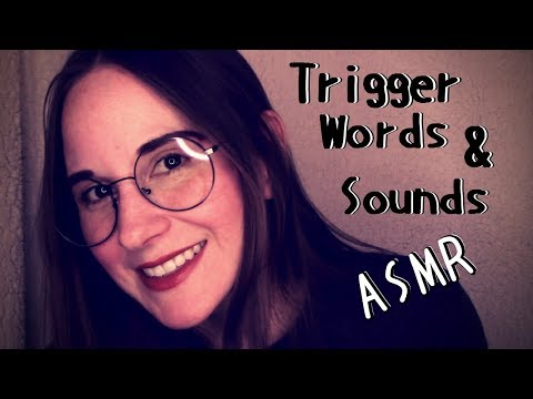 ~ ASMR ~ 42 Minutes of Trigger Words ~ Positive and Neutral ~ 3Dio ~