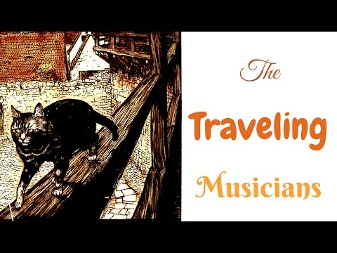 ✦ ASMR ✦ The Traveling Musicians ✦ Grimm's Fairy Tales ✦ Whispered ✦ Storytelling