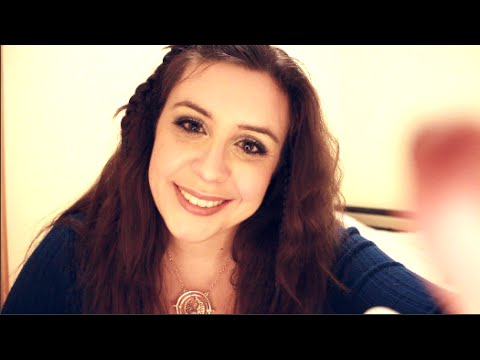 ASMR: Binaural ear to ear sounds, Jewelry show and tell