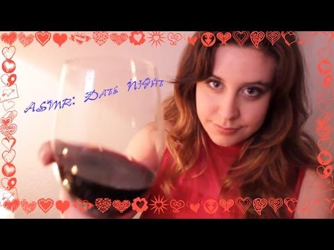 ASMR: Date Night (binaural, ear-to-ear, tapping, ticking, matches and more!)