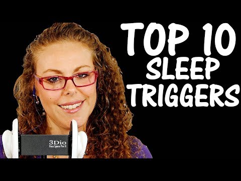 ASMR Sensitivity Test - 10 NEW Triggers To Help You Sleep!