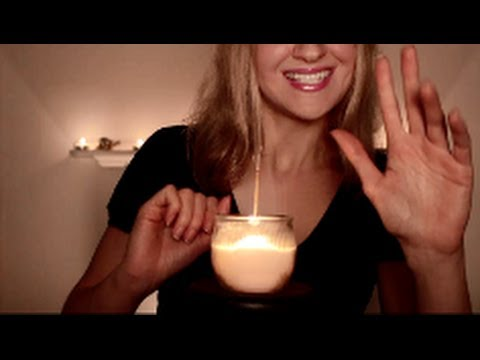 ☀▒▓█► Soothing ASMR WHISPERS: Relaxation for dark moments with hand movements ◄█▓▒ ☀