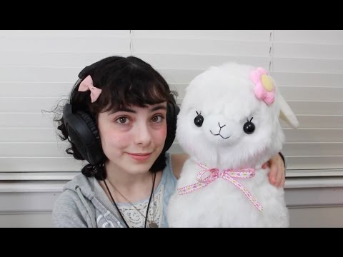 BINAURAL ASMR: Alpacasso Collection (soft-spoken, brushing, zipper, blowing)