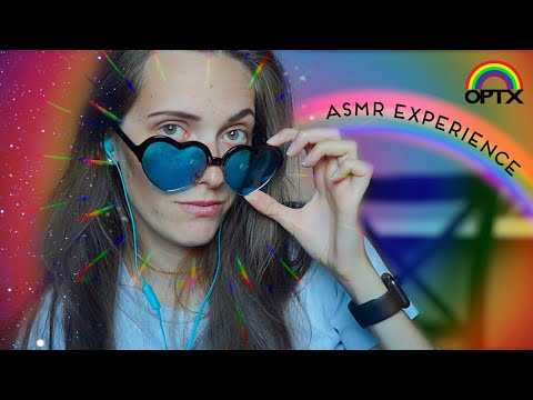 AN ASMR EXPERIENCE - Assorted triggers, color therapy, visuals, more! TINGLES GUARANTEED
