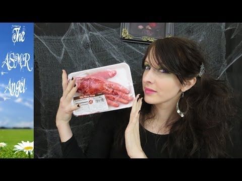 Halloween Witches Spell Role Play Pt 1 (ASMR - Binaural - 3D Sound)