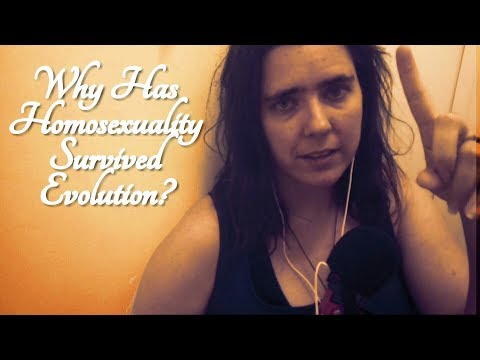 ASMR How Does Homosexuality Fit With Evolution?