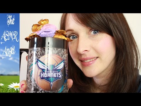 ASMR Unboxing, Eating and Soft Speaking Video - Food from the USA