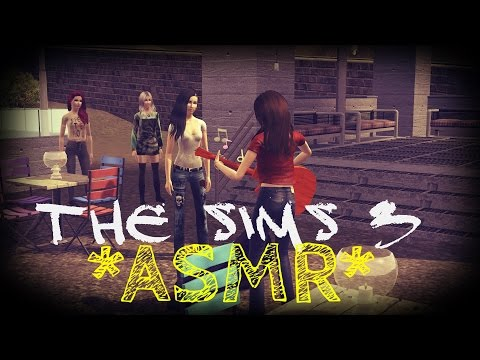 The Sims 3 ASMR - Decorating the Convenience Store for Relaxation