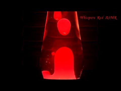 Insomnia Relief Hypnosis - Lava Lamp Relaxation for Sleep/ASMR Tingles/General Lovliness