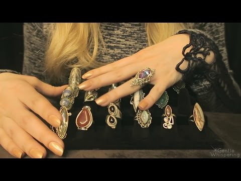 💍Ring in the New Year💍 Show-n-Tell / Whisper / ASMR