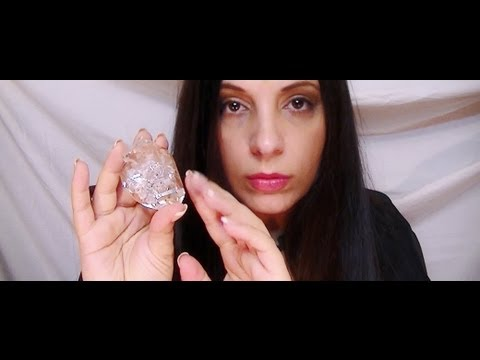 ASMR 3D Binaural Magic Shop for Crystals Role Play for Relaxation