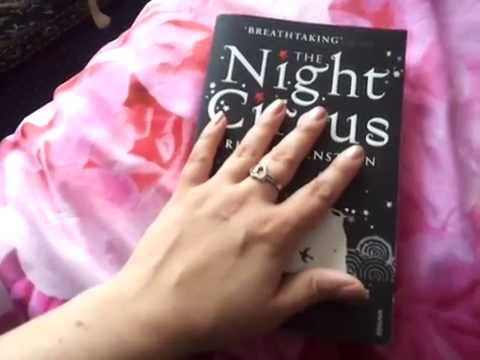 WHISPER ASMR READING FROM THE NIGHT CIRCUS BOOK MAGICAL ENCHANTING STORY FOR TINGLES