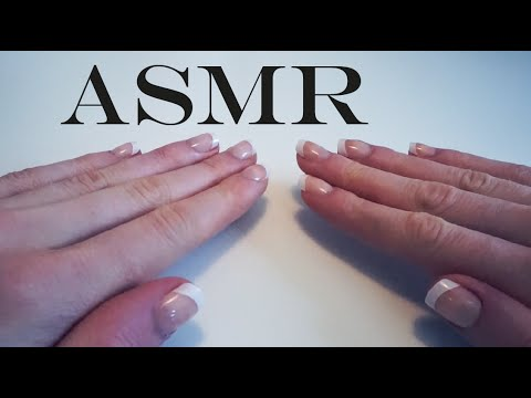 ASMR Tapping ♥ Scratching ♥ Massage ♥ No Talking