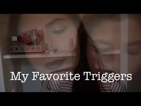 1HR+ My Favorite Triggers (Gum Chewing, Mouth Sounds, Brushing & MORE) | Lily Whispers ASMR