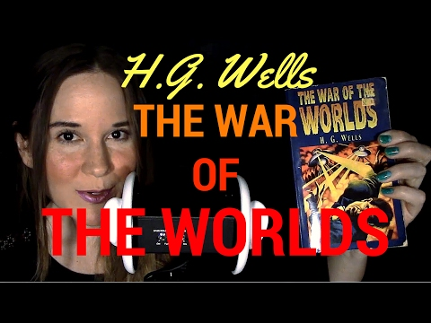 👽 Episode 13 👽 Storytelling Whispered Relaxing ASMR The War of The Worlds