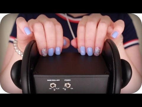 ASMR 3Dio 2 - Case and Ring Scratching and Tapping (No Talking)