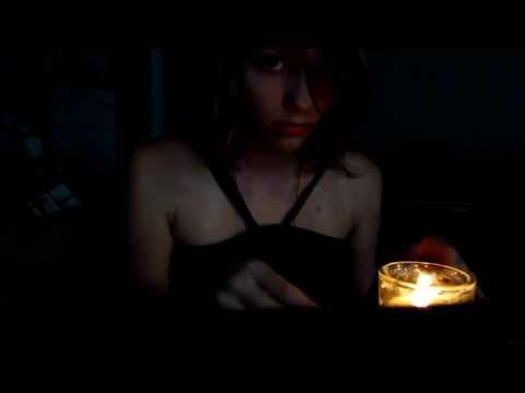 [BINAURAL ASMR] Witch's Healing Roleplay (ear-to-ear whispering, cards, candles, incense, visual)