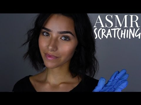 ASMR Scratching (With Gloves)