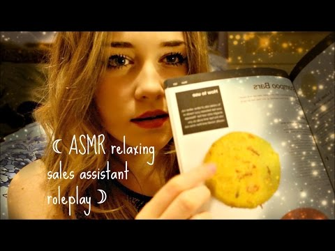☾ASMR RP ~body skin and hair care consultation~ with lots of triggers!☽