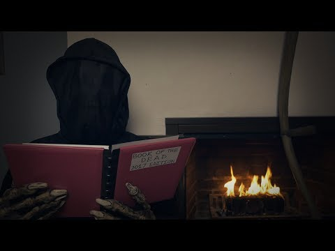 Relax with Death: Book of the Dead 2017 Edition (ASMR)