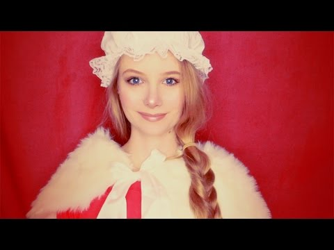 ASMR Mrs Claus Role Play