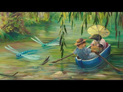 [ASMR] The Wind in the Willows: chapter 1: The River Bank