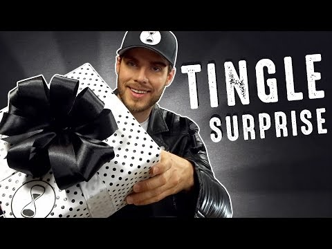 ASMR UNBOXING TINGLE SURPRISE for Sleep and Relaxation