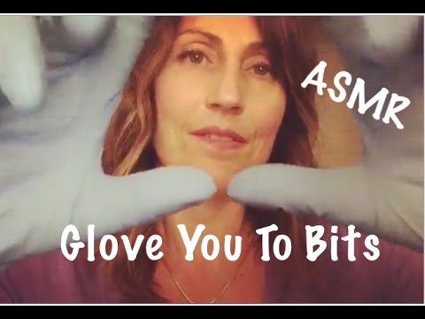ASMR Glove Sounds | Hand Movements | Very Tingly