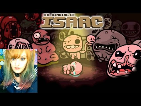 Binding of Isaac Full Let's Play Stream ~ 1st Attempt ~ BabyZelda Gamer Girl
