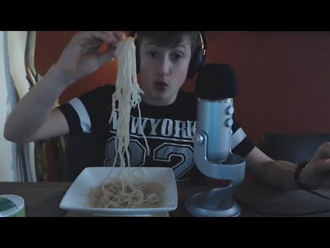 ASMR eating:Chinese noodles|*eating sounds*|lovely ASMR s